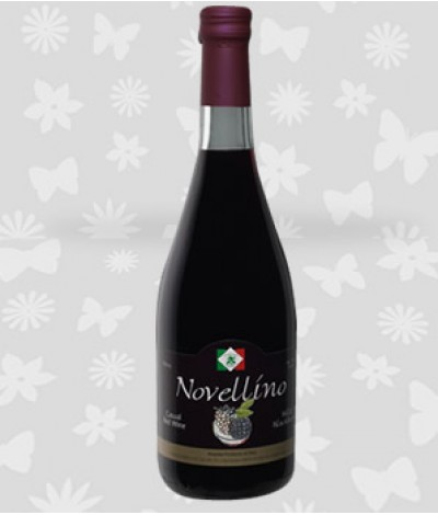 Novellino Wild Blackberry Wine