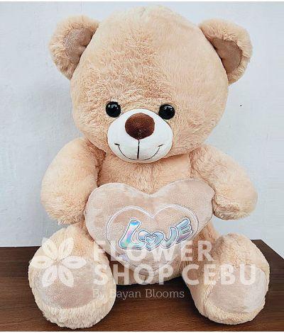 18 inches Teddy Bear (Brown)