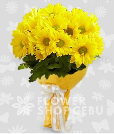 Mums Fashion Bouquet