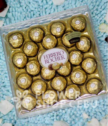 24 Pieces Ferrero Chocolates